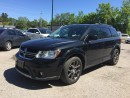 Used 2013 Dodge JOURNEY CREW * DVD * REAR CAM * 7 PASS * PREMIUM CLOTH SEATING for sale in London, ON