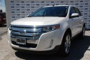 Used 2013 Ford Edge Limited for sale in Welland, ON