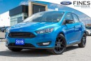 Used 2015 Ford Focus SE - LEATHER, ROOF, HEATED SEATS! for sale in Bolton, ON