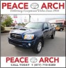 Used 2008 Toyota Tacoma Sport TRD V6-4X4/COLLISION FREE for sale in Surrey, BC