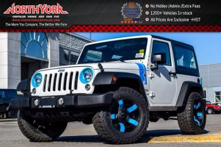 New 2017 Jeep Wrangler Sport New Car|4x4|HardTop|A/C|BajaAtzP3Tires|Rockstar17