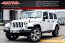 New 2017 Jeep Wrangler Unlimited New Car Sahara 4x4|Dual Top,LED,Connectivity,Pkgs|Nav|18