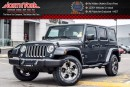 New 2017 Jeep Wrangler Unlimited New Car Sahara 4x4|LED,Connectivity Pkgs|Leather|Nav|18