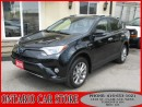 Used 2016 Toyota RAV4 Hybrid Limited AWD NAVIGATION !!!NO ACCIDENTS!!! for sale in Toronto, ON
