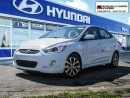 Used 2016 Hyundai Accent GLS Sedan for sale in Nepean, ON