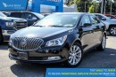 Used 2016 Buick LaCrosse Leather Navigation, Sunroof, and Heated Seats for sale in Port Coquitlam, BC