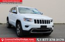 Used 2016 Jeep Grand Cherokee Limited BLUETOOTH, HEATED SEATS, KEYLESS ENTRY, SUNROOF, PARK ASSIST for sale in Courtenay, BC