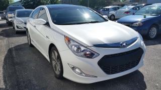 Used 2014 Hyundai Sonata Hybrid Limited for sale in Richmond, ON