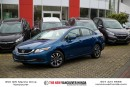 Used 2015 Honda Civic Sedan EX CVT for sale in Vancouver, BC