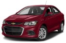 New 2017 Chevrolet Sonic LT Auto for sale in Gloucester, ON