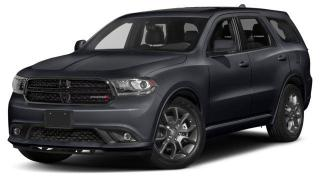 New 2017 Dodge Durango R/T for sale in Abbotsford, BC