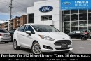 Used 2014 Ford Fiesta Titanium Sedan for sale in Ottawa, ON