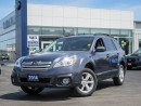 Used 2014 Subaru Outback 2.5i MANUAL for sale in Stratford, ON