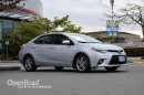 Used 2014 Toyota Corolla Leather Interior, Power Driver Seat, Back Up Cam, Heated Front Seats, Bluetooth, Sunroof for sale in Richmond, BC