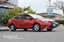 Used 2016 Toyota Corolla 4dr Sdn w/Bluetooth, Back Up Cam, Steering Wheel Audio Controls, Heated Front Seats, Power Windows for sale in Richmond, BC