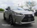 Used 2015 Lexus NX 200t F Sports Series 2 for sale in Richmond, BC