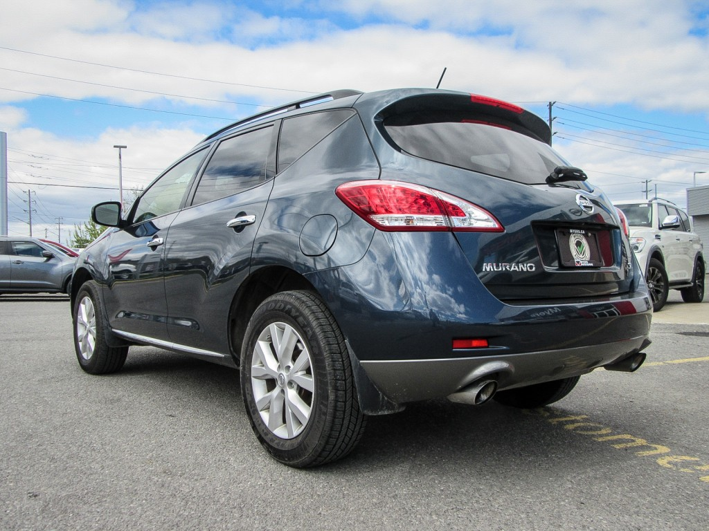 used 2014 nissan murano sl back up camera heated seats rims intelligent key for sale in. Black Bedroom Furniture Sets. Home Design Ideas