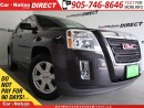 Used 2014 GMC Terrain SLE-2| AWD| BACK UP CAMERA| SUNROOF| for sale in Burlington, ON