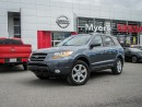 Used 2009 Hyundai Santa Fe Limited, leather seats loaded!! nice shape for sale in Orleans, ON