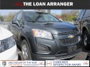 Used 2015 Chevrolet Trax LT for sale in Barrie, ON