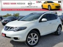 Used 2014 Nissan Murano Platinum AWD w/all leather,NAV,pan roof,climate,heatedseats,rear cam for sale in Cambridge, ON