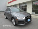 Used 2016 Audi Q3 Technik for sale in Burnaby, BC