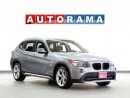 Used 2012 BMW X1 NAVIGATION LEATHER SUNROOF 4WD for sale in North York, ON
