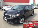 Used 2016 Kia Sedona LX+ KIA CERTIFIED PRE-OWNED for sale in Cambridge, ON