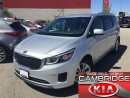 Used 2016 Kia Sedona LX + KIA CERTIFIED PRE-OWNED for sale in Cambridge, ON