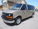 Used 2012 Chevrolet Express 1500 LS ALL WHEEL DRIVE 8Passenger 5.3L ONLY 83,000KMs for sale in Etobicoke, ON