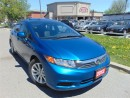 Used 2012 Honda Civic EXL-NAVIGATION-LEATHER-SUNROOF for sale in Scarborough, ON