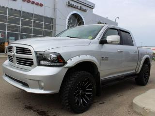 Used 2017 RAM 1500 SPRT for sale in Peace River, AB