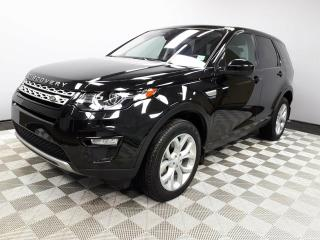 Used 2017 Land Rover Discovery Sport HSE for sale in Edmonton, AB