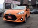 Used 2015 Toyota Prius c HYBRID, SUNROOF, NAVI, BACK-UP CAM, LEATHER for sale in Scarborough, ON
