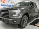 Used 2017 Ford F-150 XLT sport 4x4 2.7L V6 ecoboost! with a back up cam for sale in Edmonton, AB