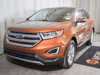 Used 2017 Ford Edge SEL 4dr All-wheel Drive for sale in Red Deer, AB