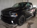 Used 2015 Dodge Ram 1500 Sport 4X4 Quad Cab for sale in Edmonton, AB