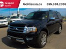 Used 2016 Ford Expedition NAVIGATION, SUNROOF, CAPTAINS CHAIRS!! for sale in Edmonton, AB