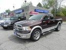 Used 2012 RAM 1500 Laramie * SUNROOF * NAV * LEATHER for sale in Windsor, ON