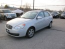 Used 2008 Hyundai Accent GLS AUTO for sale in Newmarket, ON