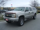 Used 2006 Chevrolet Silverado 1500 Z71 4X4 CREW CAB for sale in York, ON