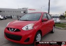 Used 2017 Nissan Micra SV |AUX| Bluetooth|Cruise| for sale in Scarborough, ON