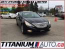 Used 2011 Hyundai Sonata Limited+2.0L Turbo+BlueTooth+Heated Leather Seats+ for sale in London, ON