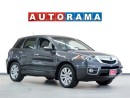 Used 2010 Acura RDX TECH PKG NAVIGATION LEATHER SUNROOF BACKUP CAM AWD for sale in North York, ON
