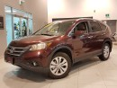 Used 2012 Honda CR-V TOURING-4WD-NAVIGATION-REAR CAM-LOADED for sale in York, ON