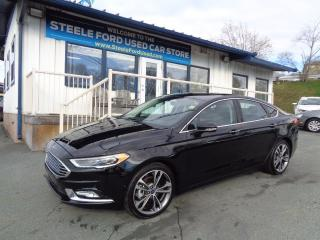 Used 2017 Ford Fusion Titanium for sale in Halifax, NS