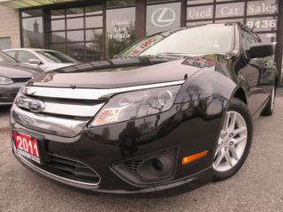Used 2011 Ford Fusion S- 2.5L I4-ONE-OWNER- for sale in Scarborough, ON
