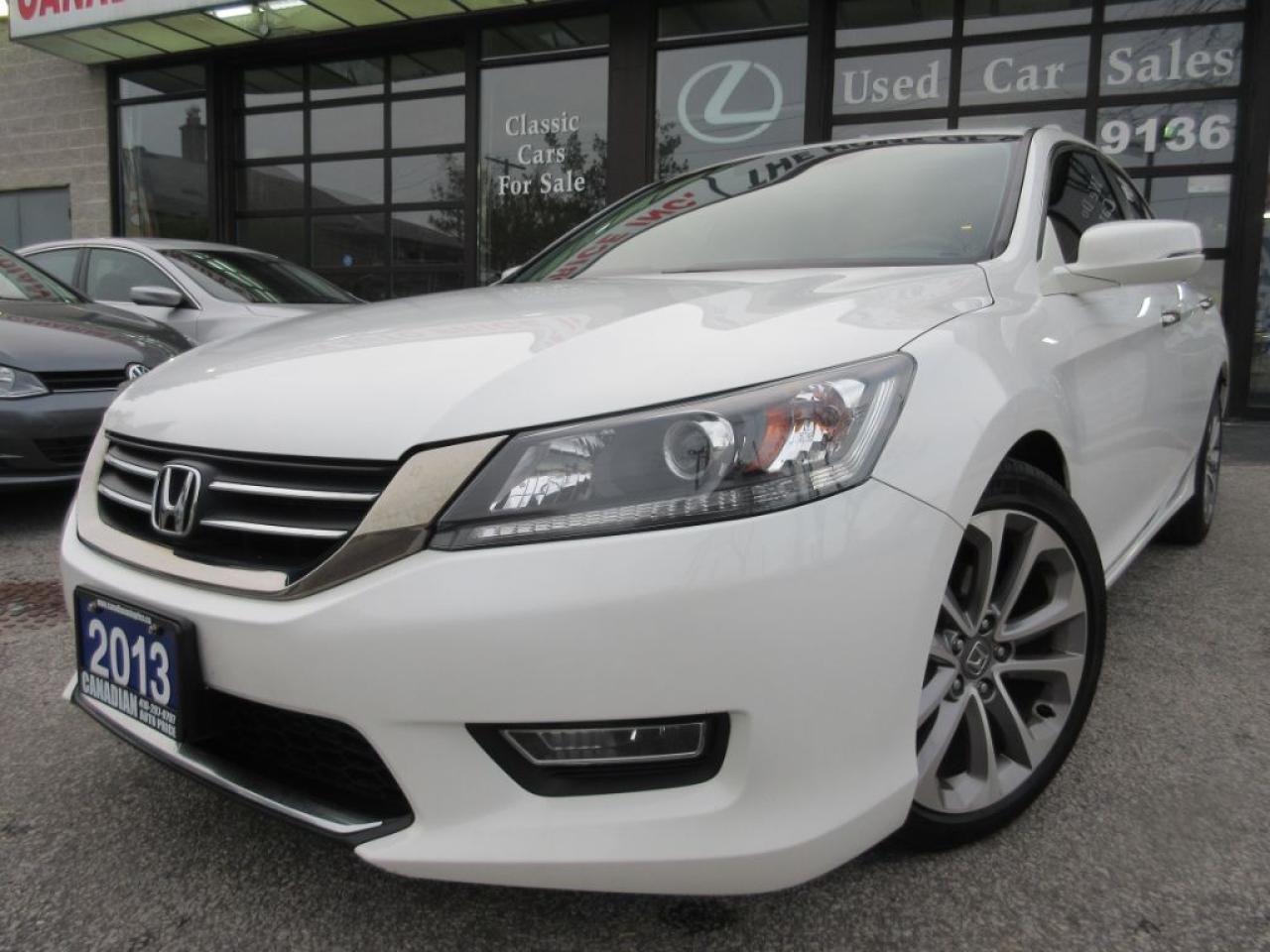 2013 Honda Accord Sport-CAMERA-