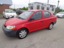 Used 2002 Toyota Echo CERTIFIED for sale in Kitchener, ON