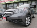 Used 2013 Honda CR-V LX-AWD-CAMERA-BLUETOOTH CONNECTIVITY- HEATED for sale in Scarborough, ON